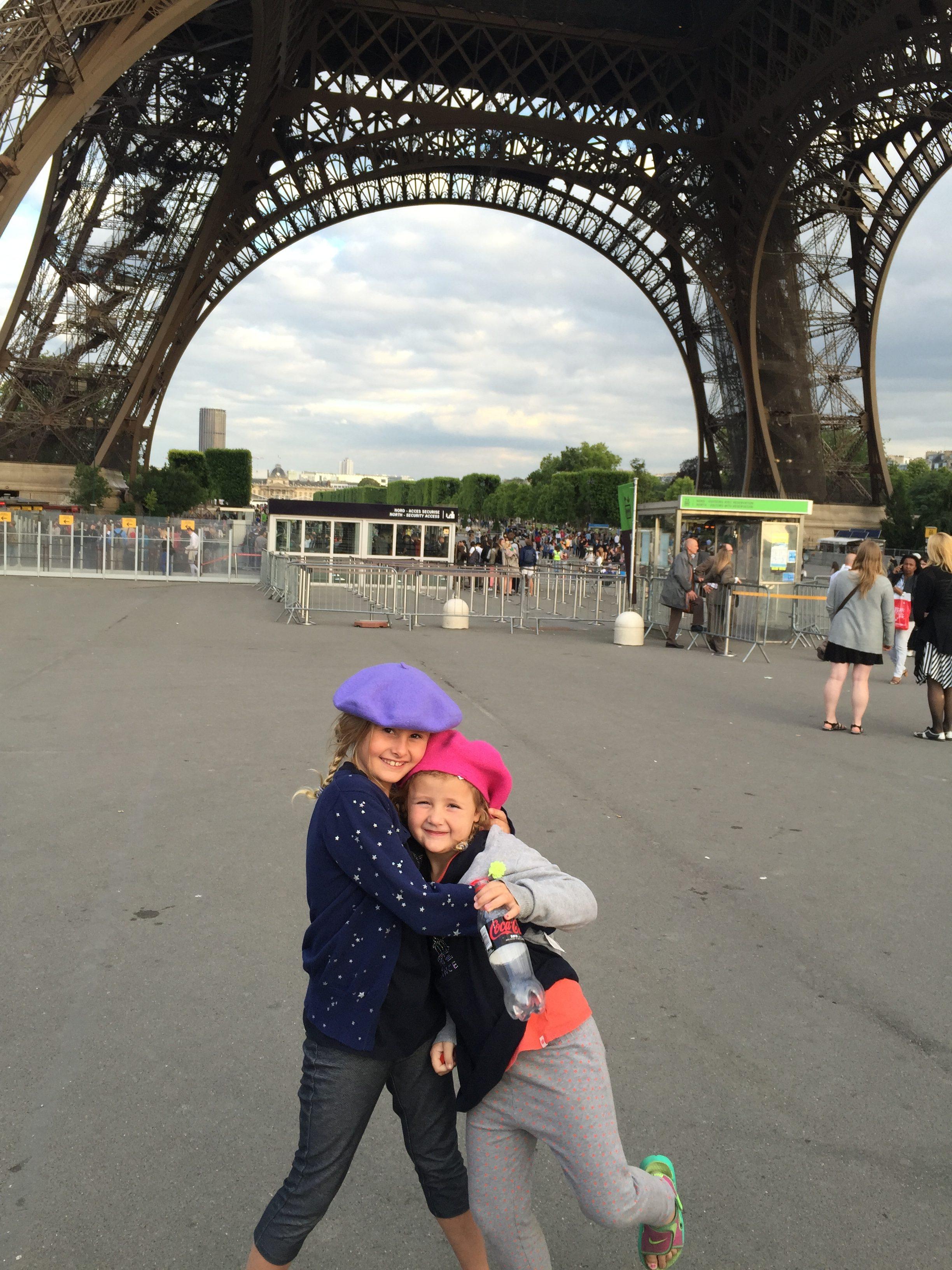 kids to europe