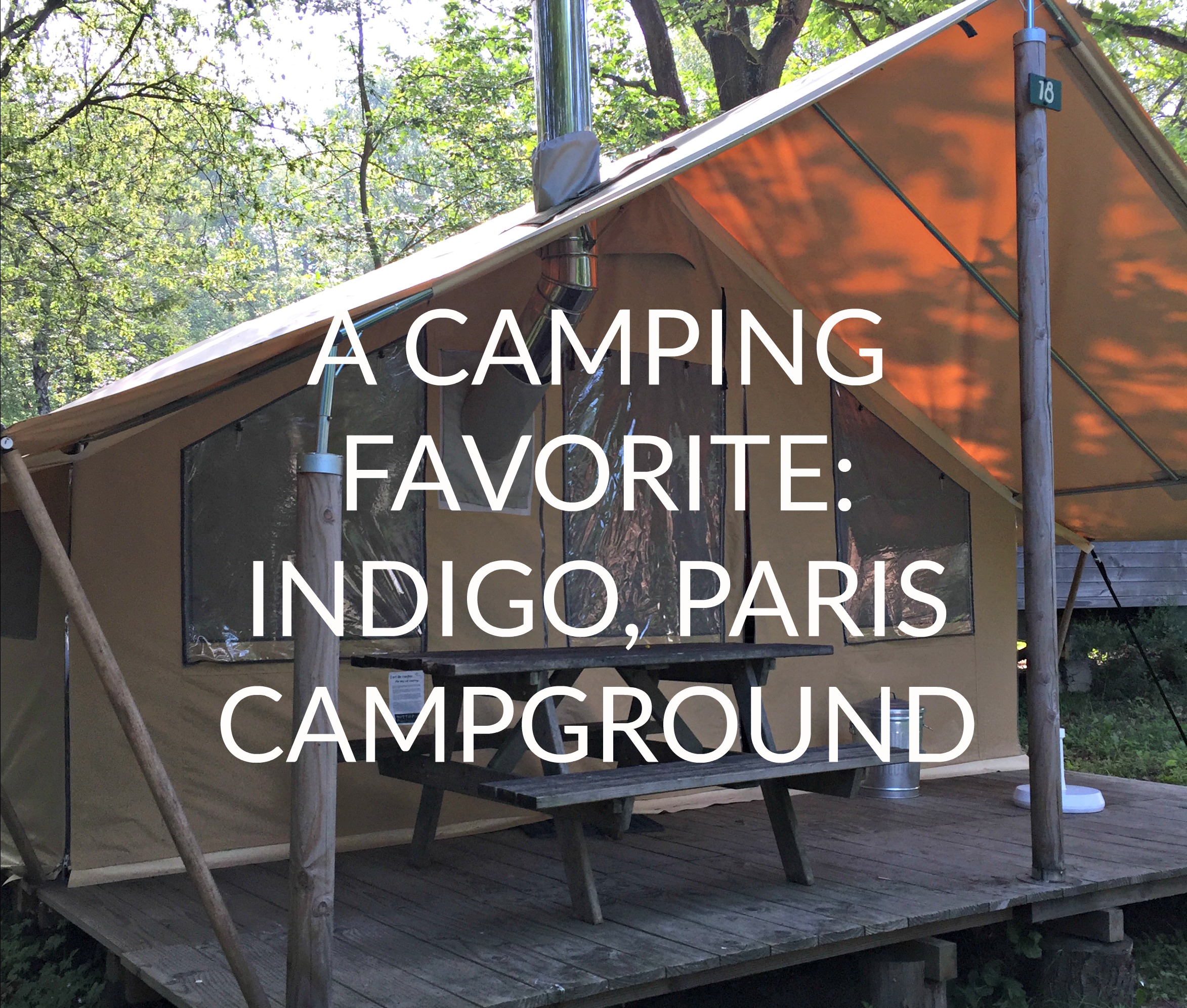 Paris Campground