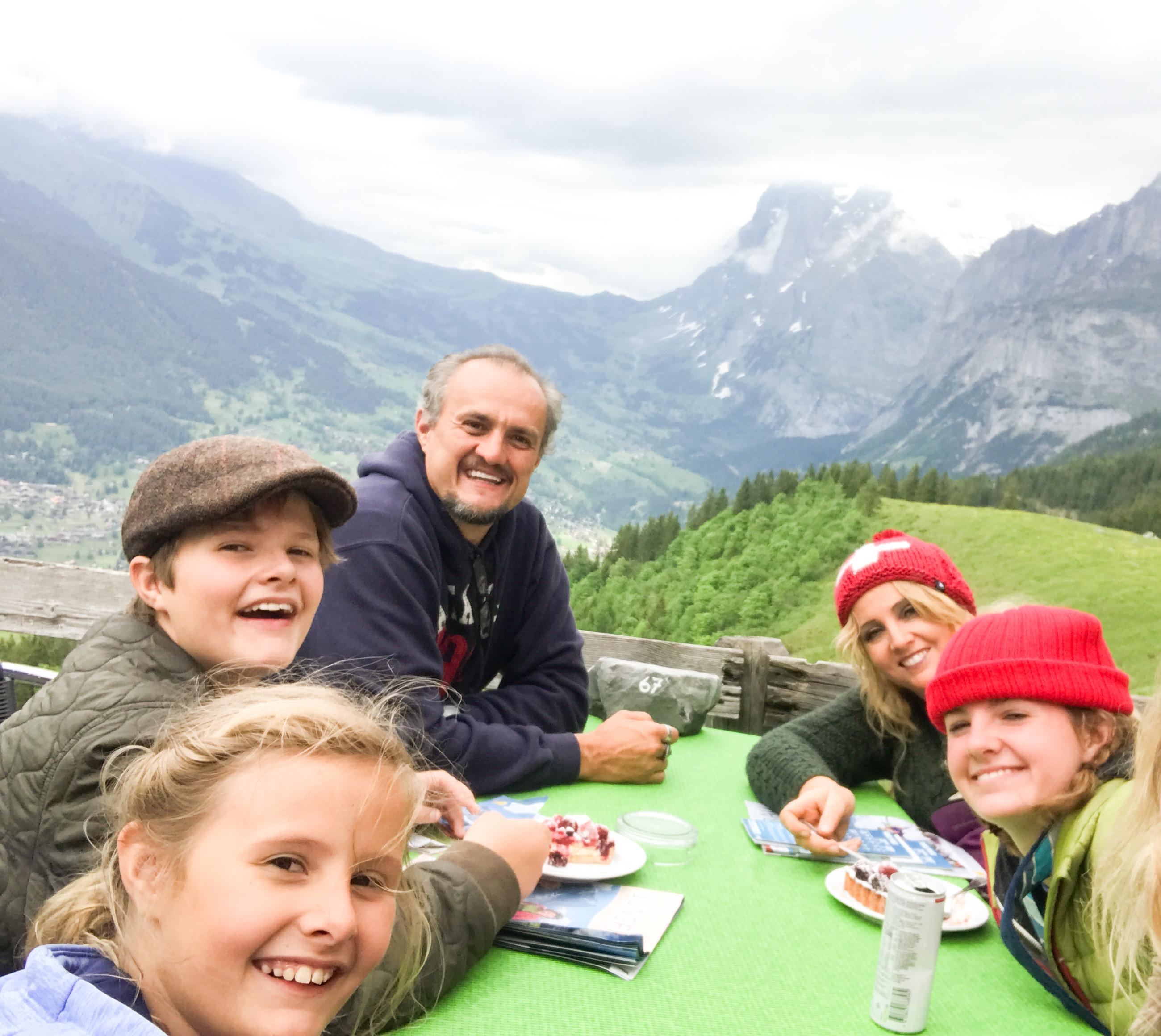 Eating in Switzerland