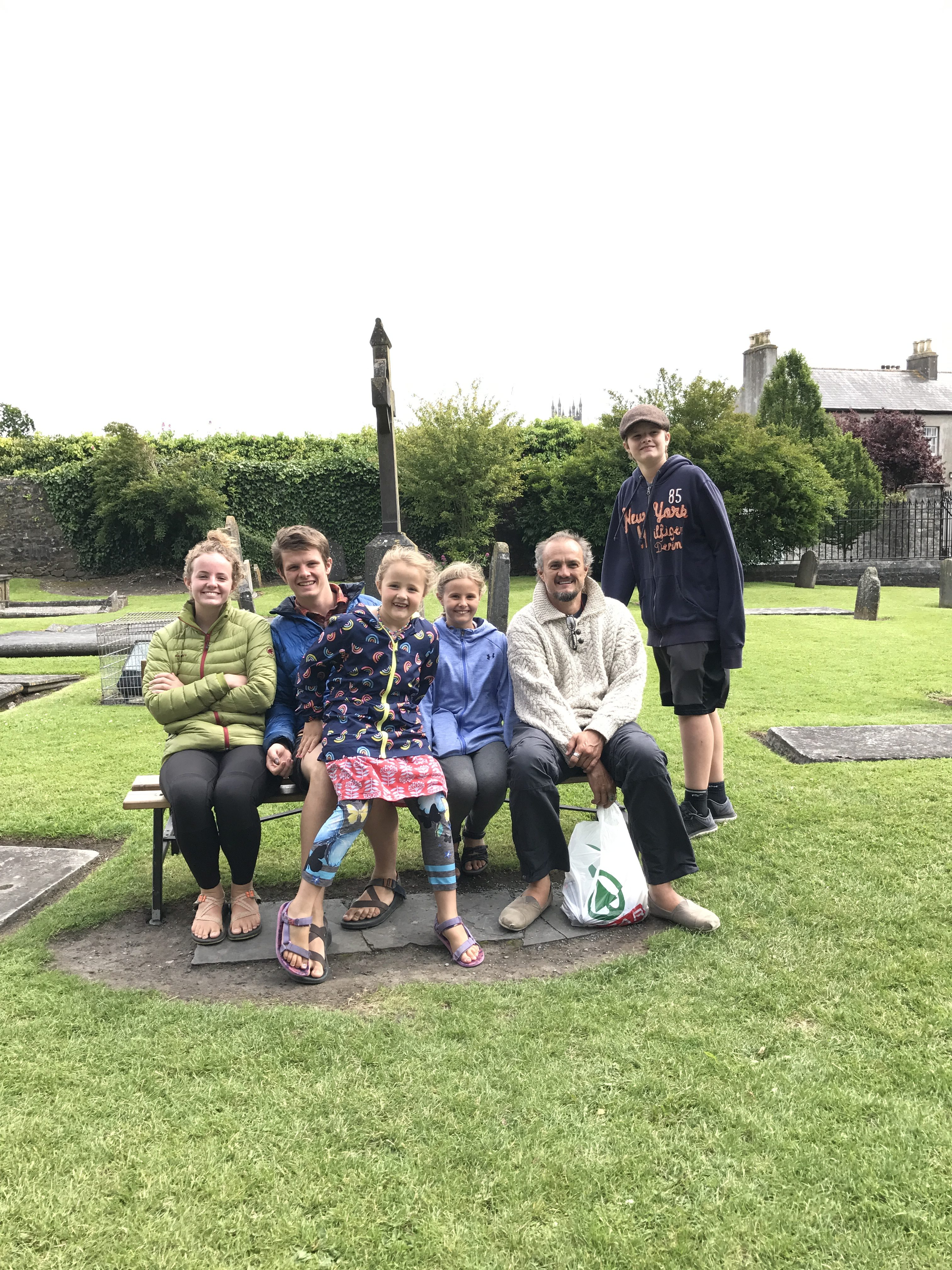 European Family Camping