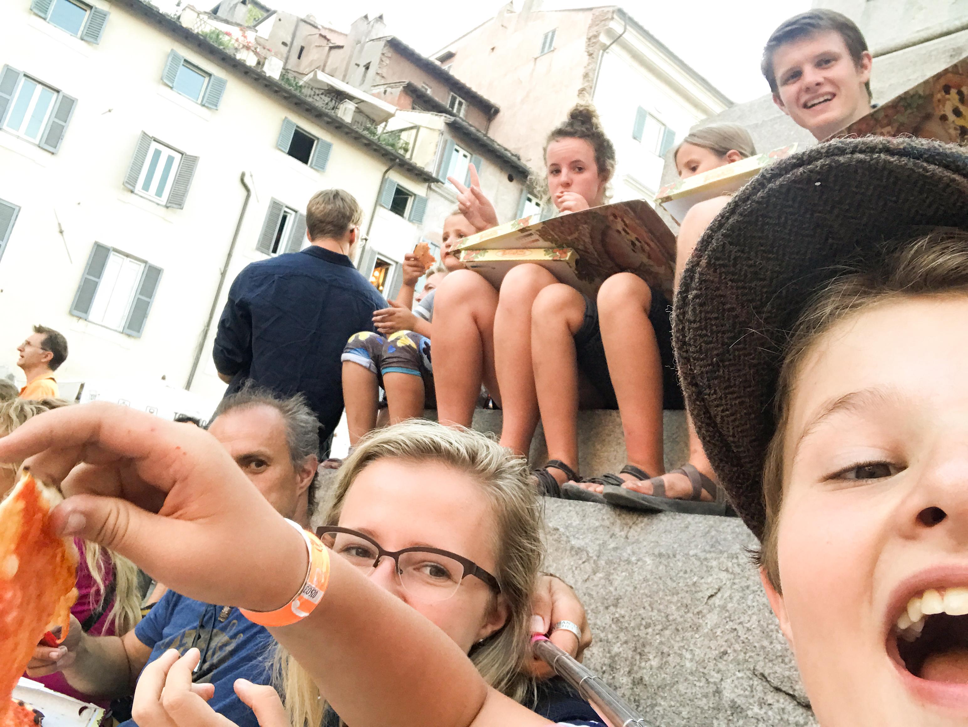 Trip to Rome